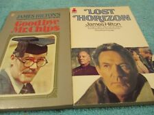 GOODBYE MR. CHIPS &  LOST HORIZON BY JAMES HILTON/ PAPERBACK