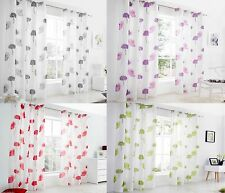 Polyester Vintage/Retro Ready Made Curtains & Pelmets