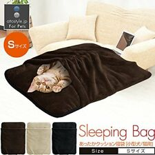 Sleeping bag cushion for pet S size for small dog , cat  3 colors