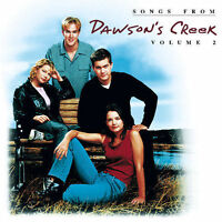Songs from Dawson's Creek, Vol. 2 by Various Artists CD 2000 2 Discs