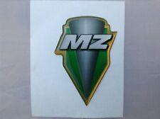 MZ SM SX RT 125 & Baghira  Plakette Aufkleber Dekor Original