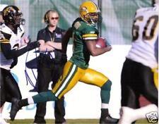 Jason Goss CFL Signed Photo Edmonton Eskimos