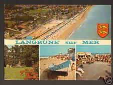 LANGRUNE 14: CONCOURS DE TRICOTS & VILLAS aérienne 1975