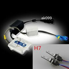 12V 35W H7 Conversion LOW BEAMS CANBUS HID Xenon For 12-15 W166 ML350 ML550 ML63