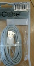For USB Cable Mini Micro or V-9 connection 6 FT, White