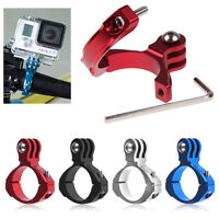 Bike Bicycle Accessories Handlebar Seatpost Mount Clamp Clip Camera for Gopro
