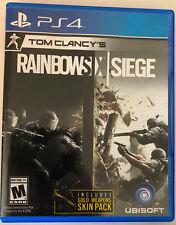 Tom Clancy's RainbowSix Siege (Sony PlayStation 4)