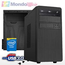 PC Computer Desktop Intel Celeron G1840 2,80 Ghz - Ram 4 GB - ASRock H81M-DGS