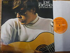SF 8223 Jose Feliciano - That The Spirit Needs - 1971 LP