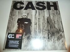 JOHNNY CASH - American II / Unchained ***180gr-Vinyl-LP + MP3-Code***NEW***