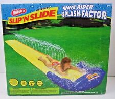 2006 Wham-O Slip'n Slide 18' Wave Rider Splash Factor Water Inflatable