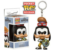 Kingdom Hearts Key Ring Pocket Pop Vinyl Goofy 4 Cm Funko Keychain 131360