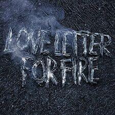 SAM BEAM & JESSICA HOOP Love Letter For Fire 2016 US vinyl LP NEW/SEALED