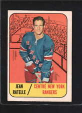 1967 TOPPS #31 JEAN RATELLE EX+ F7795