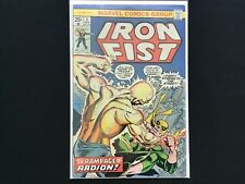 IRON FIST #4 Lot of 1 Marvel Comic Book!