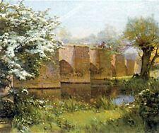 Packhorse Bridge by James Valentine Jelley Artwork by Selby Prints