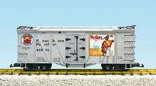 Usa Trains G Scale Out Brac Reefer 15023B South Pac/Western Brand Fruit (#41982)