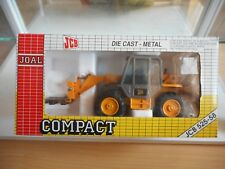 Joal JCB 525-58 Telescopic Crane in Yellow on 1:35 in Box (Ref 166)