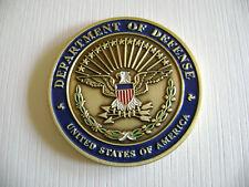 DEPARTMENT OF DEFENSE UNDER SECRETARY OF DEFENSE CHALLENGE COIN
