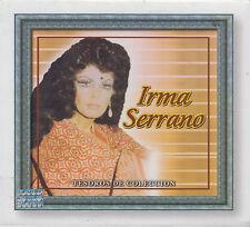 CD - Irma Serrano NEW Tesoros De Coleccion 3 CD's FAST SHIPPING !