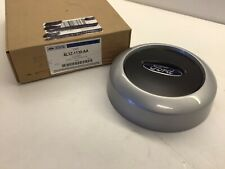 2003-2006 Ford Expedition OEM Center Wheel Cap Black / Silver 4L1Z-1130-AA
