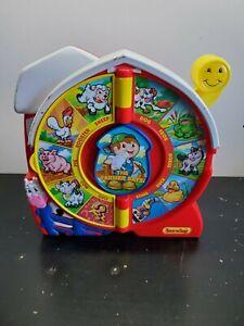 Vintage 2003 Mattel See N Say Preschool Learning Tool