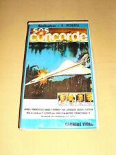 SOS Concorde VHS  (Concorde Affaire '79)Ruggero Deodato