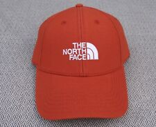 NEW THE NORTH FACE 66 CLASSIC ORANGE MENS DAD HAT STRAP BACK RHTFACE-112