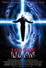 Lord Of Illusions Poster 03 Metal Sign A4 12x8 Aluminium