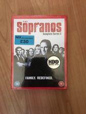 BNIB The Sopranos - Series 2 - Complete (DVD, 2003, 4-Disc Set)