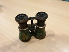 Genuine Antique Binoculars Opera Theater Glasses- extendable