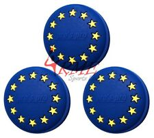 Pro's Pro European Union Tennis String Vibration Dampener 3 Pack