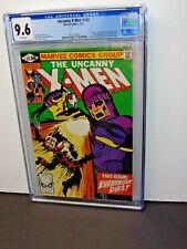 Uncanny X-Men #142 CGC 9.6 1981 Death of Wolverine! Sentinels! Movie! W/P! MCU