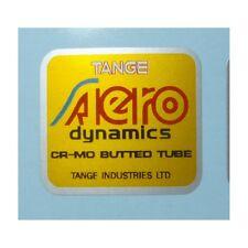 Tange Aero  frame decal
