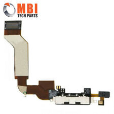For iPhone 4s Charging Charger Port Dock Connector Flex Cable Mic Black