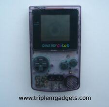 Nintendo Game Boy Color Atomic Purple Handheld Console