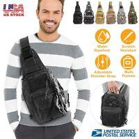 Outdoor Shoulder Military Tactical Backpack Travel Camping Hiking Bag for Men