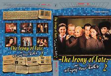 Irony of Fate 2/IRONIYA SUDBY 2 IN RUSSIAN With English Subtitles DVD NTSC