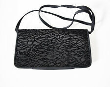 Marks and Spencer M&S Black Clutch Bag Handbag