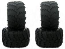 4PCS OD 150mm RC 1/8 Monster Truck Bigfoot Car Tires Rubber Tyre w/ foam insert