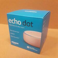All New Echo Dot (3rd Gen) Smart Speaker with Alexa - White