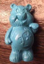 "1980s Care Bears Pencil Topper Bedtime Bear Blue Moon Star Agc Toy Hong Kong 2"""