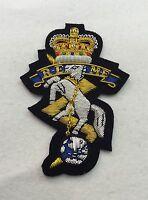 REME Blazer Badge, Royal Electrical Mechanical Engineers, Army, Military, Jacket