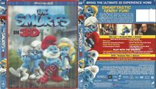 The Smurfs (3D Blu-ray SLIPCOVER ONLY * SLIPCOVER ONLY)