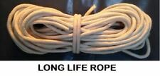 Cotton rope washing clothes pulley line traditional 10 meter size extra strong