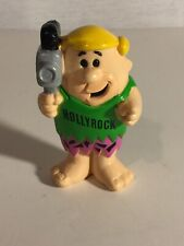 "1992 FLINTSTONE ""BARNEY RUBBLE"" HOLDING MOVIE CAMERA WEARING HOLLYROCK SHIRT"