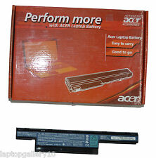 ACER TRAVELMATE TM5740 - ORIGINAL IMPORT BOX LAPTOP BATTERY AS10D31 AS10D41