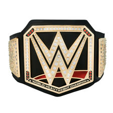 WWE CHAMPIONSHIP TOY TITLE BELT 2017 SMACKDOWN OFFICIAL NEW