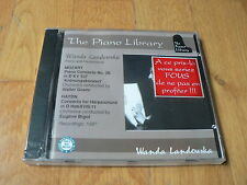 Landowska - Mozart : Piano Concerto 26 - Haydn : Harpsichord Concerto -CD SEALED