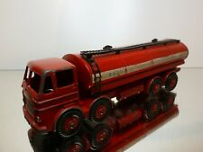 DINKY SUPER TOYS  - LEYLAND OCTOPUS  ESSO TANKER   943   - GOOD CONDITION